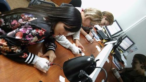 Curso Micropigmentación Y Microblading Cejas 3d. Maquillaje