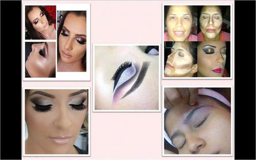 Cursos Depilación Con Cera,hilo Maquillaje Profesional Ymás.