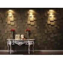 Paneles Decorativos 3d Modelo Cubix 3decowall