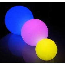 Lampara-esferas Led Fiestas Y Eventos Varios Tamaños