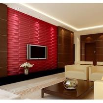 Paneles Decorativos 3d Modelo Brick 3decowall