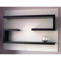 Repisa Mueble Flotantes Minimalistas Mdf Pintadas Tipo C
