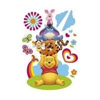 Calcomanias Stickers Decorativos Winnie Pooh Decofun Europeo