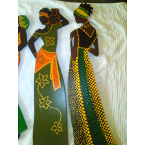 Negras Africanas En Mdf