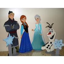Alquiler De Figuras Y Decoración Frozen