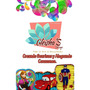 Piñatas Infantiles, Centro De Mesas Y Algo Más