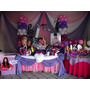 Decoracion De Fiestas Infantiles, Violleta, Disney, Fashion