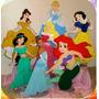 Alquiler De Figuras Y Decoración Princesas Disney