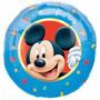 Globos Metalizados De Mickey 18 Pulgadas