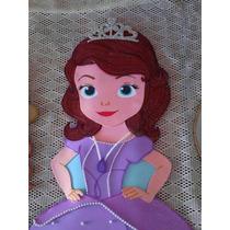 Princesita Sofia Y Sus Amigos Figuras De Foami De 80cm