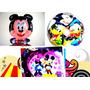 Globos Metalizados Minnie Y Mickey Somos Tienda Fisica