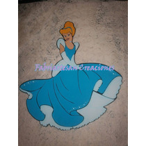 Princesas Disney - Figuras En Foami
