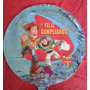Globos Metalizados Toy Story, Buzz Lightyear 9 Pulgadas