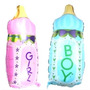 Globo Metalizado De Tetero Gigante, Baby Shower, Nacimiento