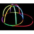Gorra Sombrero Glow Neon Luminoso Fluorecentes Horaloca