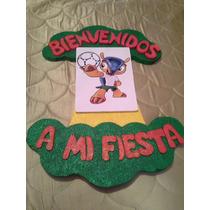 Bienvenidos A Mi Fiesta Mundial 2014