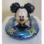 Globos Metalizados Viseras Cabeza De Mickey