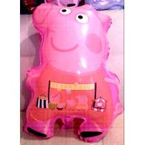 Globo Metalizado De Peppa Pig De 60cm Somos Tienda Fisica