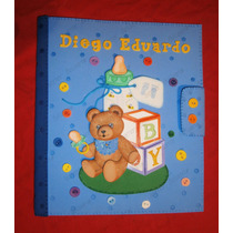 Carpetas Decoradas En Foami.bebes, Escolares, Graduación
