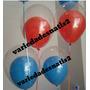 Globos De Latex ,transparentes ,englobar,decoraciones,helio
