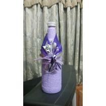 Botellas Decoradas Para Eventos