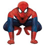 Globos Metalizados De Hombre Araña, Spiderman Gigante