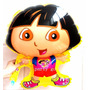 Globo Dora La Exploradora 60cm Somos Tienda Fisica