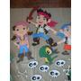 Jake Y Los Piratas Figura En Foami