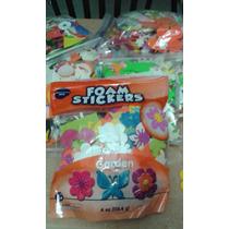 Bellos Y Prácticos Stickers De Foami Importados Por Paquetes