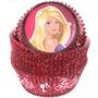 Capacillos Para Ponquesitos (cupcake) Barbie X50
