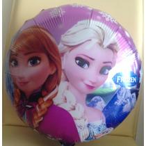 Globos Metalizados De Frozen Princesa Sofia Minnie