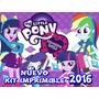 Kit Imprimible My Little Pony Equestria Girls Y Mas
