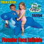 Flotador Inflable Foca Para Niños Piscina Playa 56554 Intex