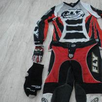 Equipo Para Enduro Y Motocross, Completo Marca Fly 805