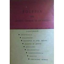 Boletín Archivo General De La Nación Ene-jun 1974 Num226 Vdh