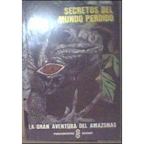 Secretos Del Mundo Perdido Jose Curiel