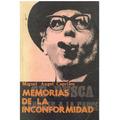 Libro, Memorias De La Inconformidad De Miguel Angel Capriles