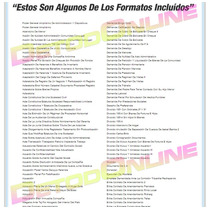 Formatos Jurídicos Documentos Legales 650 + Extras