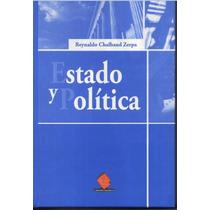 Estado Y Politica Reinaldo Chalbaud Zerpa Constitucional