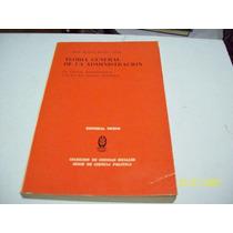 Libro:teoria General De La Administracion-juan Jimenez