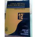 Cosas Bienes Y Derechos Reales Civil 2 Jose Luis Gorrondona