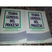 Libro Teoria General Del Proceso Humberto Bello