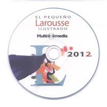 Dicionario Multimedia El Pequeño Larousse Ilustrado 2012 Akz