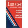 Diccionario Pocket Larousse Español- Francés/ Francais- Esp.