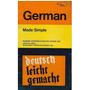 Libro, German Made Simple De Eugene Jackson & A. Geiger.