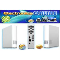 Disco Externo 3tb Wd Western Digital Nas My Cloud Lan Usb3.0