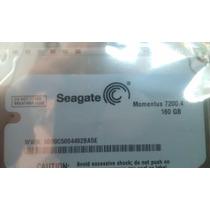 Disco Duro Seagate Momentus 160gb Con Sensor De Caída, Encri