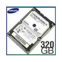 Disco Duro Sata Samsung 320gb