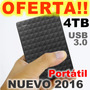 Disco Duro Externo Portátil 4tb Ligero Seagate Usb3.0 Xbox