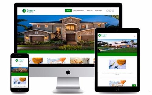 Diseño De Paginas Web, Paginas Web En Venezuela, Diseño Web